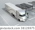 卡車 快速充電 電動汽車 38126975