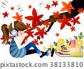 여자, 책, 헤드폰 38133810