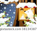 動物 熊 北極熊 38134387