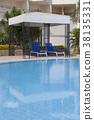 度假村泳池 38135331