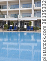 度假村泳池 38135332