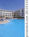 度假村泳池 38135333