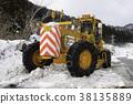 扫雪机 除雪 雪 38135889