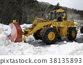 扫雪机 除雪 雪 38135893