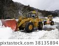 扫雪机 除雪 雪 38135894