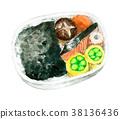 便當 午餐盒 食物 38136436