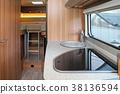 Campervan Kitchen 38136594