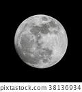 滿月 月亮 月 38136934