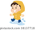 baby boy, boy, rubber boots 38137718