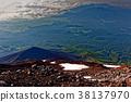 富士山 豊栄山 山路 38137970