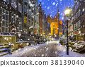 gdansk, poland, old 38139040