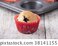 blueberry muffin pastry 38141155