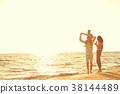 family beach happy 38144489