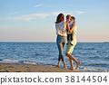 family beach happy 38144504
