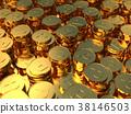 硬幣 錢幣 數碼成像圖片 38146503