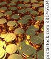 硬幣 錢幣 數碼成像圖片 38146504