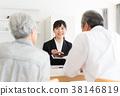 การให้คำปรึกษาการประกันภัยทรัพย์สินทางปัญญาอาวุโส 38146819