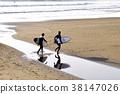 海洋 海 蓝色的水 38147026