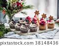 蛋糕 杯子 杯 38148436