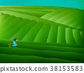 People keep tea leaves vectors. 38153583