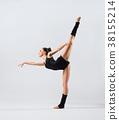 运动 锻炼 女性 38155214