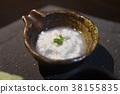 小碗 豆腐 傳統的日本料理 38155835