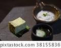 小碗 豆腐 傳統的日本料理 38155836