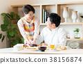 คู่กลาง (มื้ออาหาร) 38156874