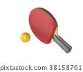 球拍 运动 球 38158761