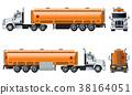 vector, truck, tanker 38164051