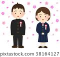 矢量 男生 男 38164127