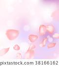 樱花 矢量 矢量图 38166162