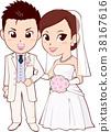 婚禮 結婚 結婚了的 38167616