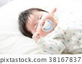 신생아 유아 아기 38167837
