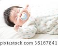 เด็กทารกแรกเกิด 38167841