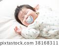 เด็กทารกแรกเกิด 38168311