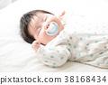 เด็กทารกแรกเกิด 38168434