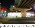 station, train station, keio line 38169628