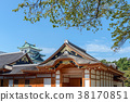 Nagoya Castle Honmaru Palace and the Great Tenshu 38170851