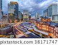 Tokyo Station Japan 38171747