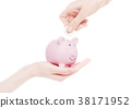 硬币 钱币 银行 38171952