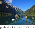 boat, lake, mountain 38172612