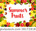 fruit exotic tropical 38172818