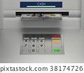 Atm machine keypad 38174726