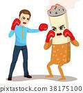 Fighting Tobacco Cigarette 38175100