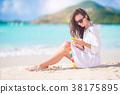 海灘 手機 數位 38175895