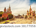 Red Square in Moscow 38177056