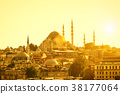 Istanbul by the Golden Horn, Turkey 38177064