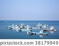 바다, 보트, 어선 38179949