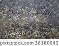 Castle wall rock texture 38180043